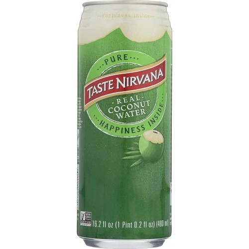 Coconut Water, Taste Nirvana