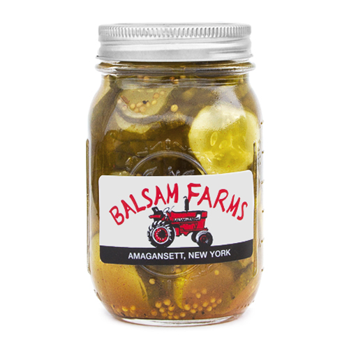 Charissa Bread & Butter Pickles