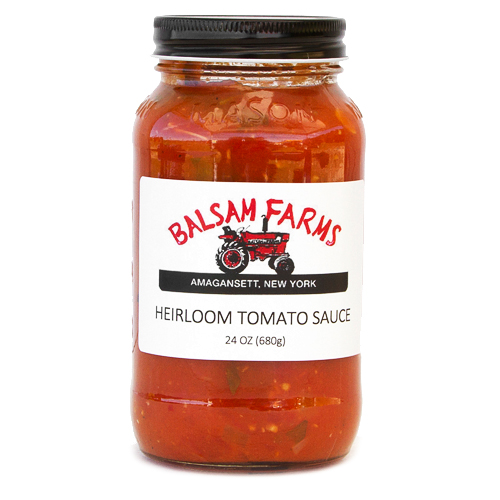 Heirloom Tomato Sauce